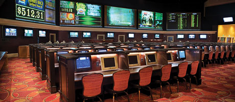 The Race & Sports Book at Green Valley Ranch Casino