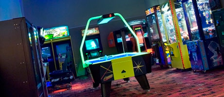 The Arcade at GVR