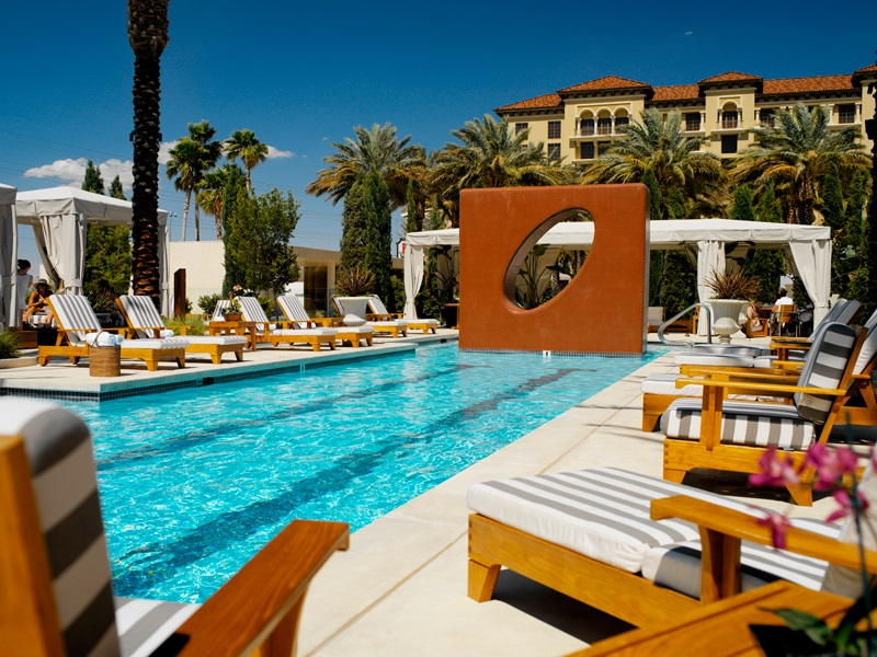 Las Vegas Hotel Pools Best Swimming Pools Green Valley Ranch