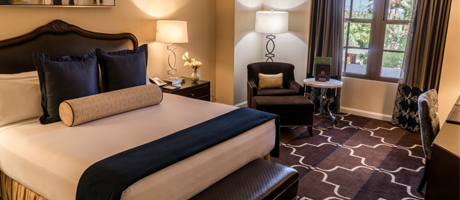 The Bed in GVR's Executive Suite in Las Vegas