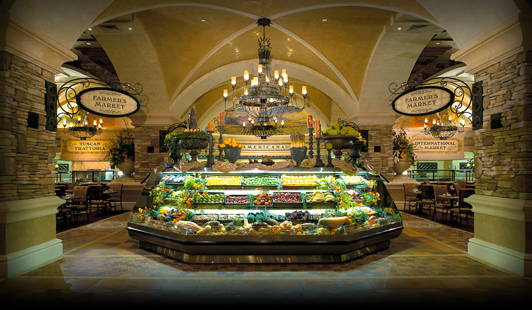 Feast Buffet at Red Rock Resort, Las Vegas - Menu, Prices ...
