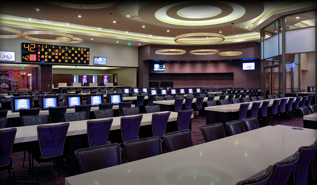 Green Valley Ranch Bingo Room
