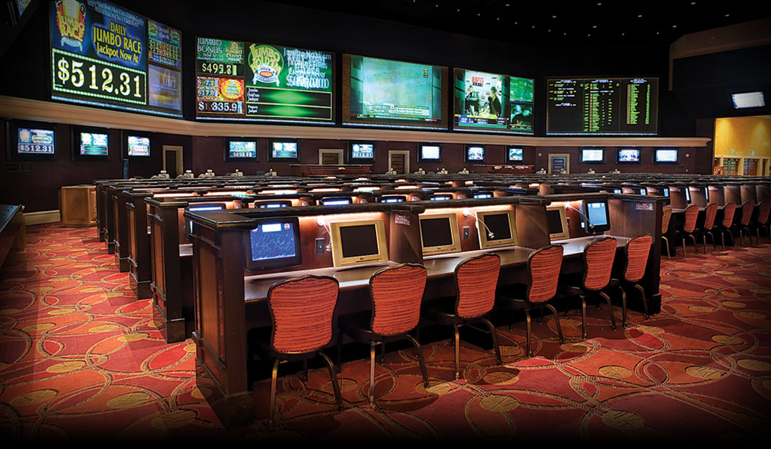 Sports Book at GVR Casino in Las Vegas