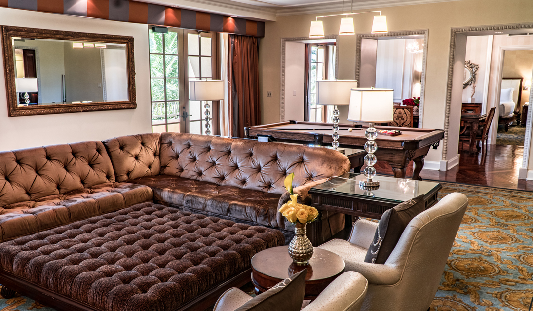The Geneva Suite in Las Vegas at Green Valley Ranch