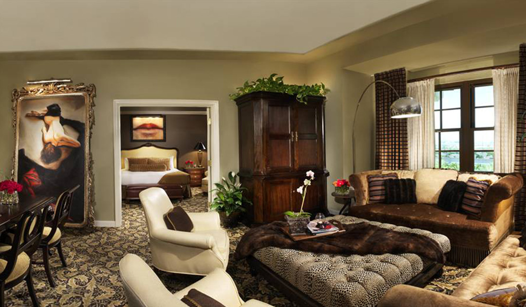 Las Vegas Hotel Suites The Grand Suite Green Valley Ranch