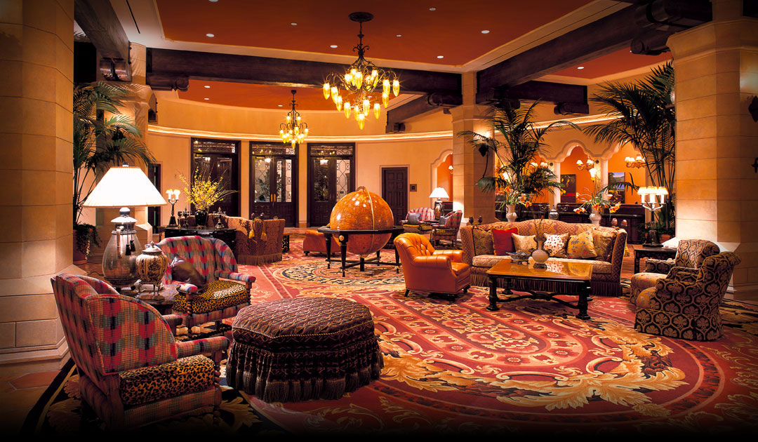 The Hotel Lobby at Green Valley Ranch