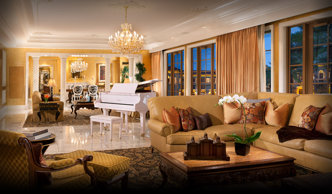 The Penthouse Suite in Las Vegas at Green Valley Ranch