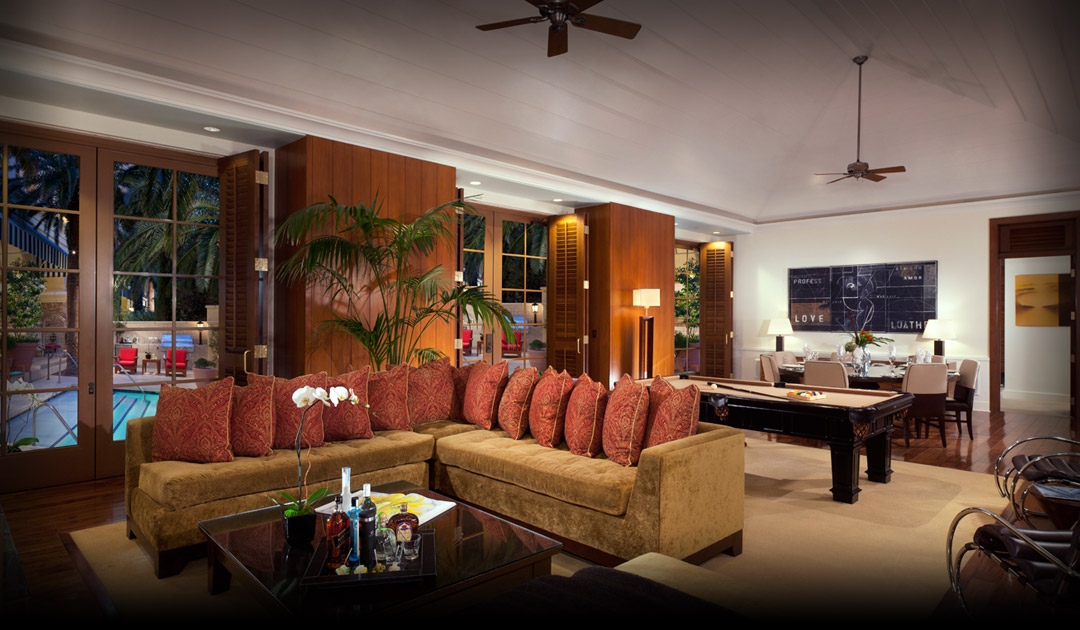 The Villa Suite in Las Vegas at Green Valley Ranch