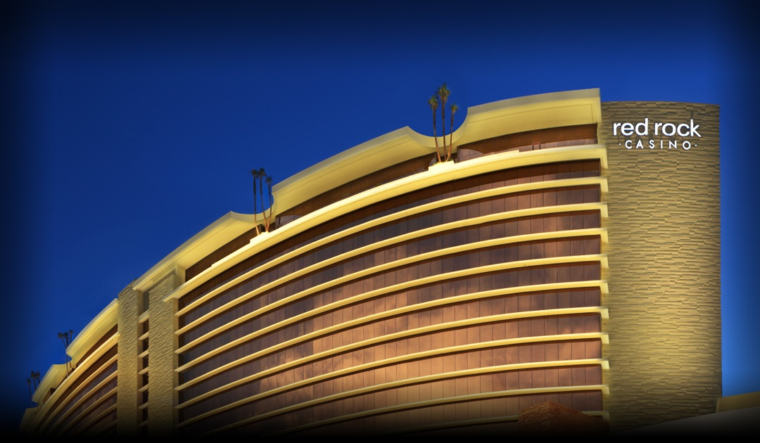 Skyline view of Red Rock Casino Resort & Spa