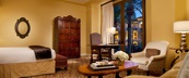 Executive suite inside Green Valley Ranch