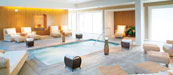The Soaker Lounge at GVR's Spa in Las Vegas