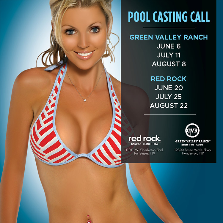 Pool Casting call