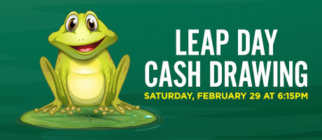 Leap Day Cash Drawing