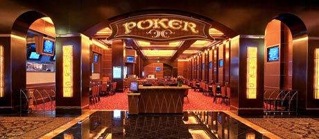 The Poker Room at Green Valley Ranch Casino