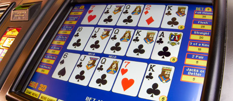 Video Poker Machines in Las Vegas at Green Valley Ranch