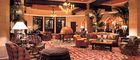 Green Valley Ranch's Hotel Lobby